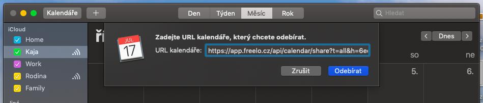 Vlož URL adresu z Freela.