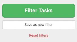 Filter tasks via green button.